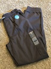 Carter'S Boys Gray Casual Adjustable Waist Pants Nwt Size 12 Retails $32