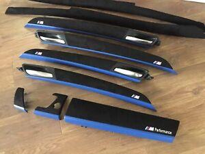 * BMW Série X5 E53 Droit Phare Cover Trim Panel O//S Stahlgrau gris métallisé