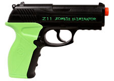 Crosman Z11 Zombie Eliminator Airsoft Pistol New in Box