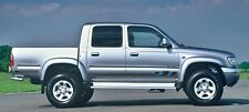 toyota Hilux decals / side stripes. DOUBLE CAB  280 EX D4D  >> NEW!!