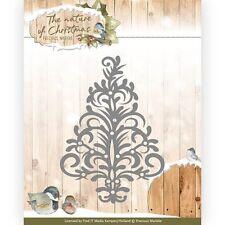 Precious MARIEKE Taglio & Goffratura DIE natura dell'albero di Natale PM10102