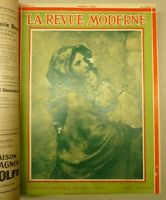 Nov. 1919-Oct. 1920 La Revue Moderne Bounded Quebec French Periodical Magazines