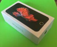 Apple iPhone 6s Factory Unlocked 64GB Space Gray Smartphone A1688 Sealed Box