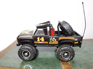 Tonka Off-Road Racer 4x4 Truck #14 MR-970 Jack, Tire, Gas Can #2964
