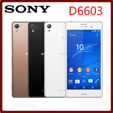 Sony Xperia Z3 D6603 GSM 4G LTE Android Quad-Core 3GB+16GB (Unlocked) Smartphone