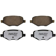 Disc Brake Pad Set-Brake Pads Perfect Stop PC1377