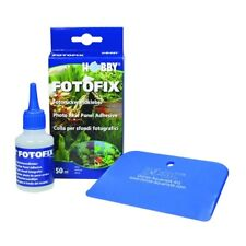 Hobby Fotofix - 50 ml, Kleber für Rückwandfolie Aquarium