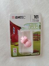 Piggy Farm USB Flash Drive 16GB