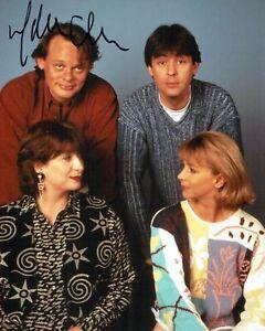 Martin CLUNES SIGNED Autograph 10x8 Photo B AFTAL COA Men Behaving Badly Actor