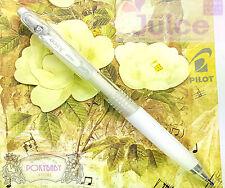 1 pc Pilot  LJU-10EF-W Juice PASTEL color ball point pen 0.5mm WHITE ink