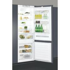 Whirlpool SP40800 Réfrigérateur Combiné Encastrable - 400L, Blanc