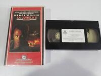 LA JUNGLA DE CRISTAL 2 ALERTA ROJA BRUCE WILLIS DIE HARD VHS CINTA CASTELLANO