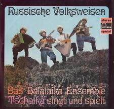 Balalaika Ensemble Tschaika Russische Volksweisen