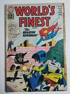 World's Finest (1941) #126 - Very Good/Fine - Superman, Batman