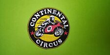 A557 Shield Patch Continental Circus 8 CM
