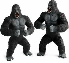"7.2"" King Kong Skull Island Action Gorilla PVC Figure House Decor Collection"