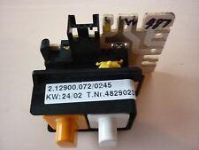 Genuine Miele push button switch W300/W400 washing machine pt: 4829023