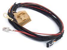 AUDI A4 8K PDC Kabelsatz Steuergerät Einparkhilfe