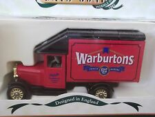 Lledo DG52027, Morris Parcels Van, Warburtons Family Bakers, Bolton