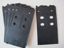 Plastic PVC ID card Inkjet printer tray for Canon PIXMA IP4600 IP4700 IP4680