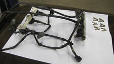 2004 HONDA GL 1800 GOLD WING  fuel injector rail assy with wire harness