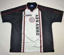 Umbro 1998-99 AJAX AMSTERDAM koszulka XXL Shirt Jersey Kit