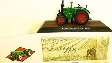 LE PERCHERON T 25 1947 VERT TRACTEUR ATLAS 1:3 2 emballage d'origine 013 NEUF
