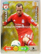 Adrenalyn XL Liverpool FC 11/12 - #075 Charlie Adam - Special