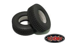 "RC4WD Hauler Super Wide 1.7"" Commercial 1/14 Semi Truck Tires (2) RC4Z-T0071"