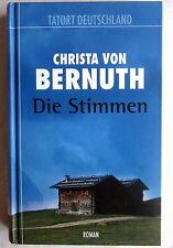 DIE STIMMEN - Christa von Bernuth Roman