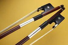 1pc New Brazil wood 3/4 Double Bass Bow ebony frog high quality