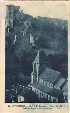 LAVARDIN - Le château et l'église   (9313)