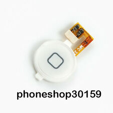 Apple iPhone 3GS 3G BLANC BOUTON HOME + Maison de bouton câble Flex