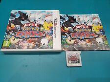 NINTENDO 3DS : super pokemon rumble