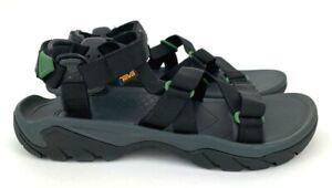 Teva Men's Terra Fi 5 Sport Black Sandals 1099441 Size 14