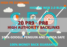 180 High Da,Backlinks, Service For You- Premium Package