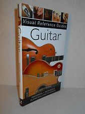 Visual Reference Guides : Guitar by Richard Chapman (2010 Paperback) Metro Books