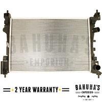 MANUAL / AUTO RADIATOR FOR VAUXHALL CORSA D 1.0 1.2 1.4 PETROL / LPG 2006-2014