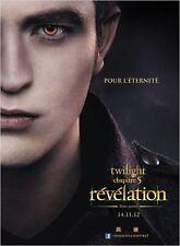 Affiche 120x160cm TWILIGHT Chapitre 5 Révélation 2e partie (2012) Pattinson NEUV