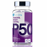 WBP P50 - Super Strength Fat Burner Weight Loss Slimming Diet Pills Capsules