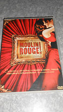 DVD MOULIN ROUGE  (DOBLE DISCO)