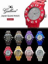 Gallucci WT23451QZ/AMAM Women's Aluminium Analog Quartz Watch