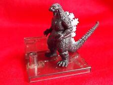 """UNOPENED Godzilla /BANDAI Real Godzilla SOLID PVC Figure Length 4"""" 10cm KAIJU UK"""
