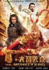 THE MONKEY KING DVD