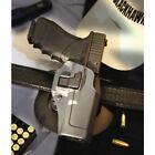 BLACKHAWK Sportster SERPA Level 2 Holster, Size 25, RH, Gunmetal (413525BK-R)
