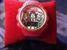 Girl's Monster High Digital Watch B28-359