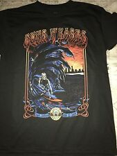 Guns N Roses Official San Diego T Shirt XXL 8/22 2016 Qualcomm Stadium Axl Rose