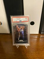 Zion Williamson PSA 9 Mint RC 2019-20 Panini PRIZM #248 Rookie