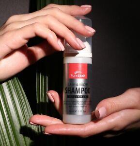 Pure Lash Eyelash & Eyebrow PRO Foam Shampoo for Cleansing, Primer, Cleaner EU