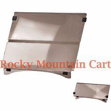 EZGO RXV golf cart Tinted Acrylic Folding Windshield - Free Freight